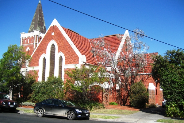 Hampton Uniting Church
